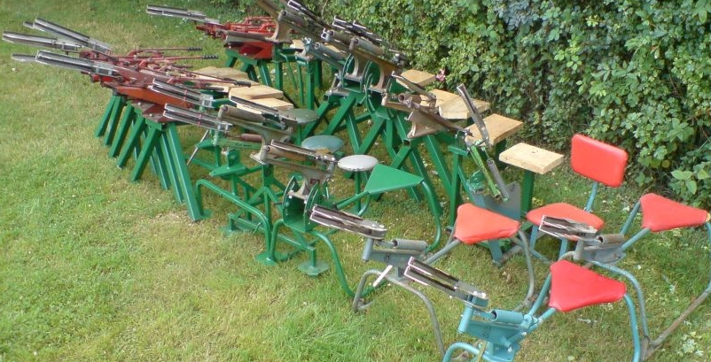 Reconditioned used & secondhand traps for sale.