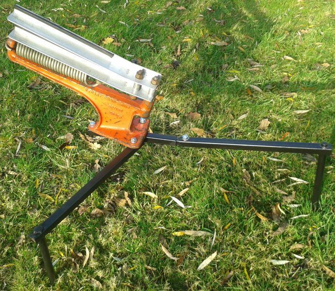 Stuart Double Arm Clay Pigeon Trap (SR293)